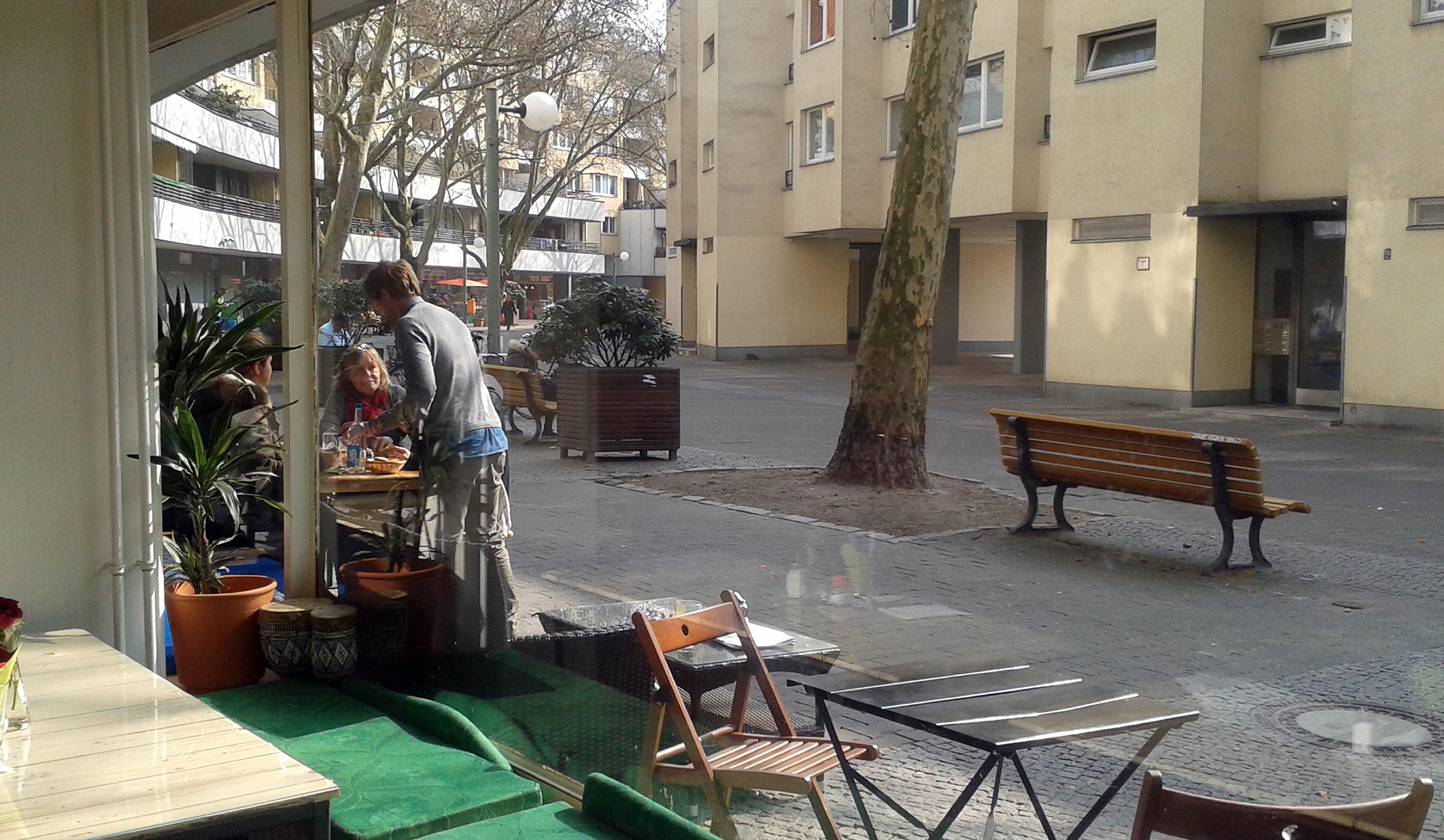 Ausblick-Cafe