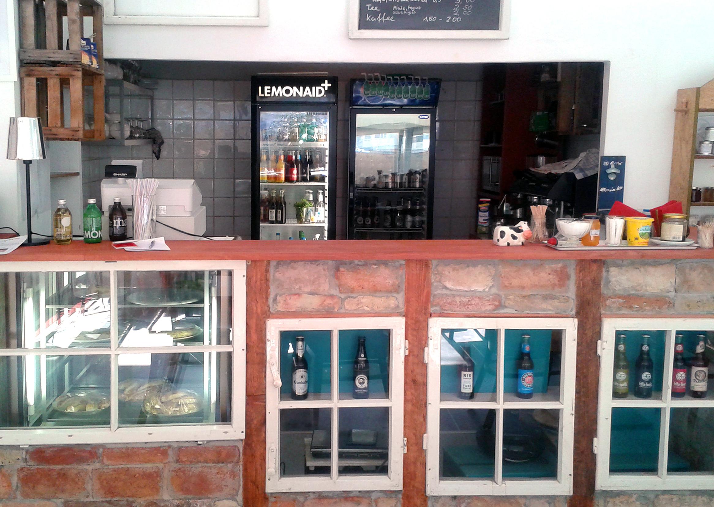 Tresen-Cafe